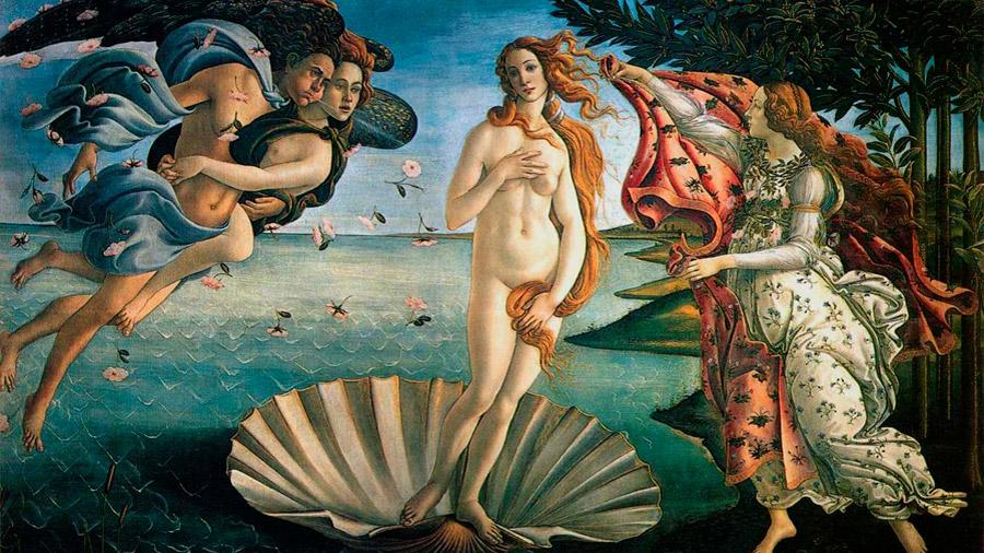 Miguel Ángel incluyó símbolos anatómicos femeninos en la Capilla Medici