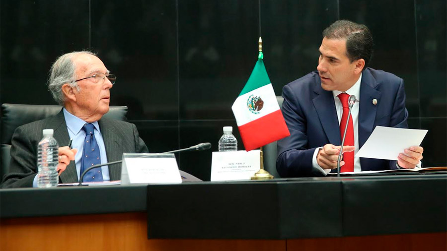 México y España profundizarán los mecanismos de diálogo, intercambio y cooperación bilateral: Pablo Escudero Morales