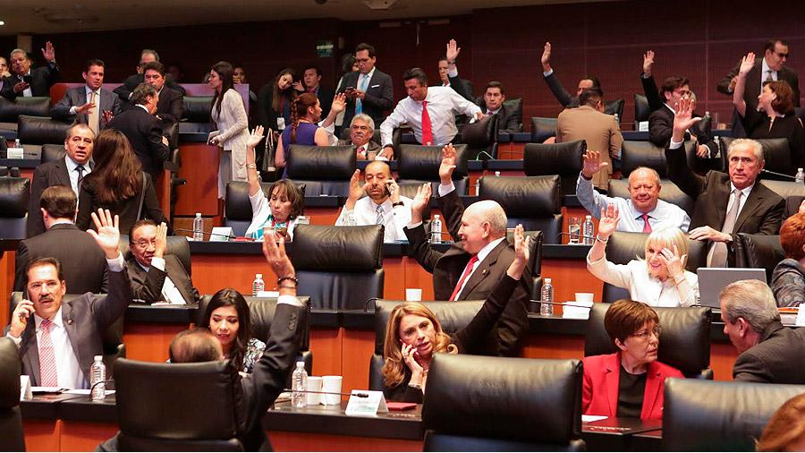 Aprueba Senado en lo general Ley General en Materia de Desaparición Forzada de Personas