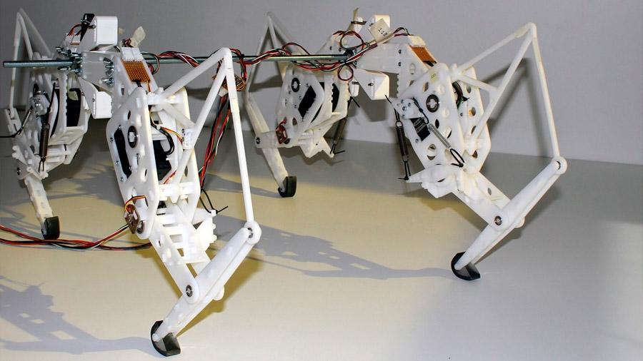 Nuevo robot guepardo
