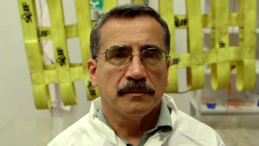 Senado felicita al doctor Alejandro Hernández-Cárdenas por obtener patente para rehidratar tejidos de cadáveres
