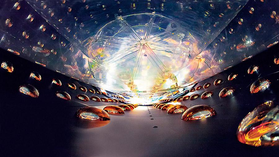 Neutrinos para detectar programas nucleares