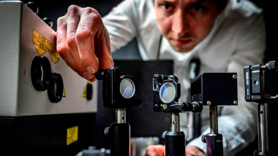Investigadores suecos crean una cámara que permite capturar billones de imágenes por segundo