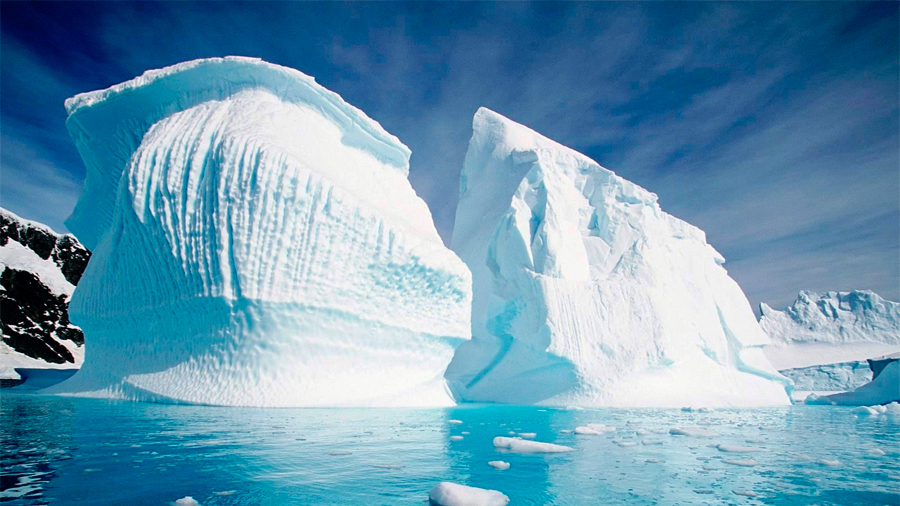 Los glaciares de la Antártica están más estables de lo que se creía