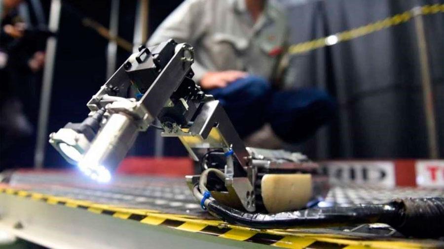 Robot mide por primera vez la radiación dentro de Fukushima