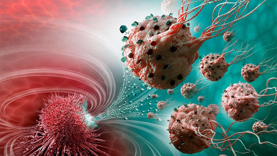 Existe más de un centenar de tumores cancerosos identificados por la ciencia
