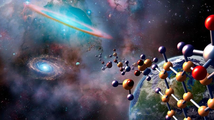 El origen de la vida, el origen del todo