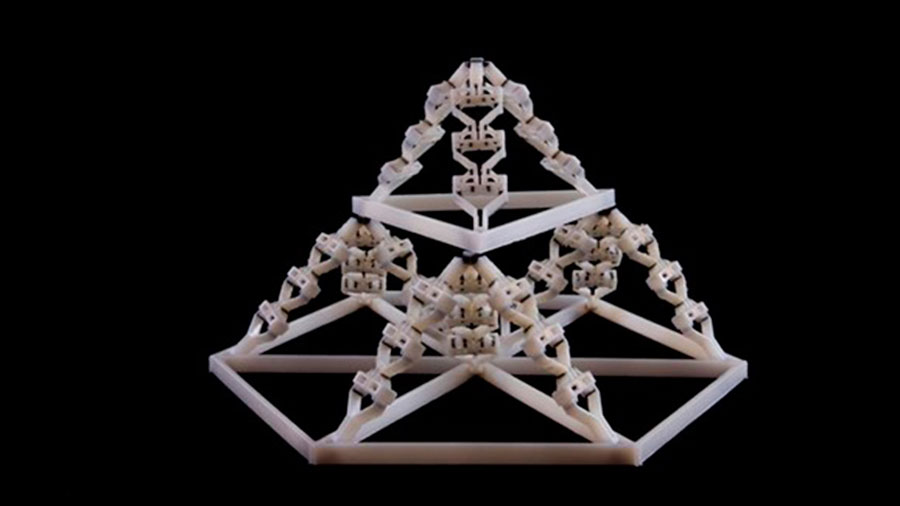 Llega la tecnología de fabricación en la cuarta dimensión