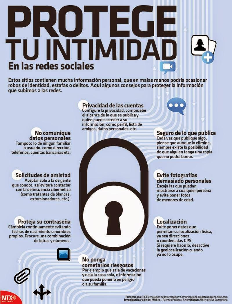 Protege tu intimidad en las redes sociales