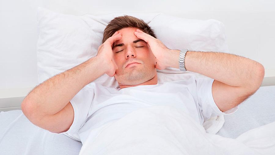 Dormir mal nos hace más sensibles al dolor