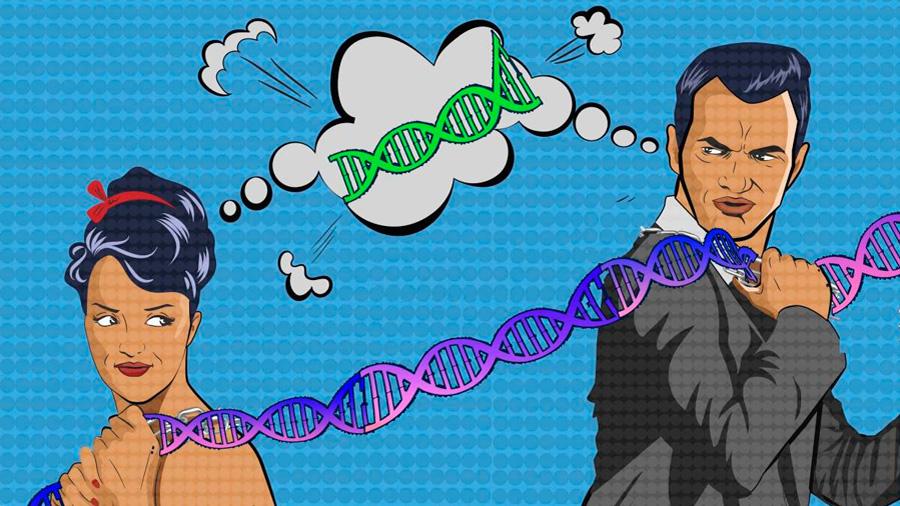 Identifican 6.500 genes cuya expresión difiere entre el hombre y la mujer