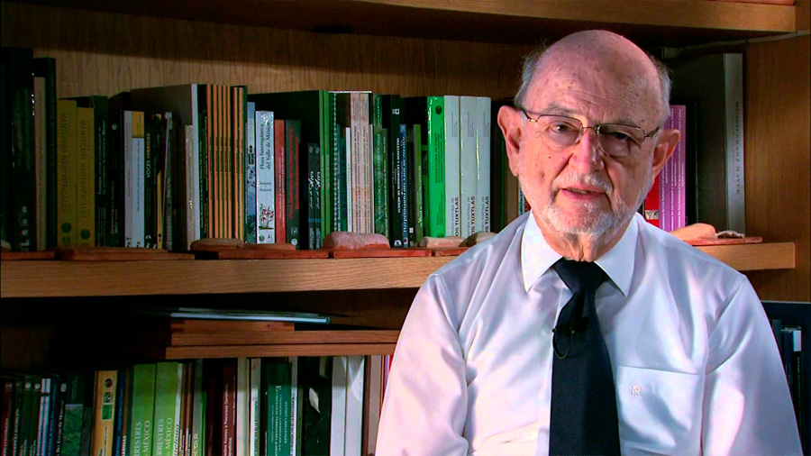 José Sarukhán, el mexicano que ganó el 'Nobel' del medio ambiente