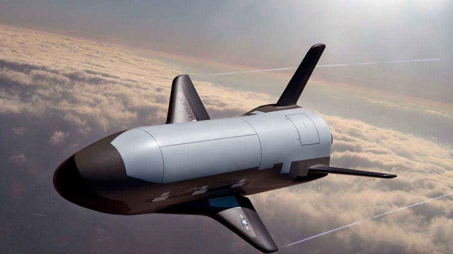 Un dron espacial secreto aterriza en Florida y causa una explosión sónica