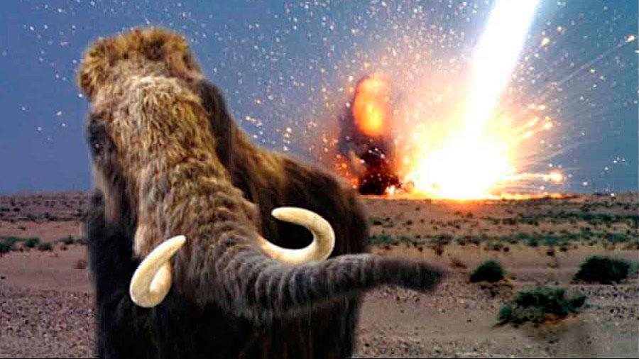 Más signos de que un cometa acabó con la megafauna hace 13,000 años