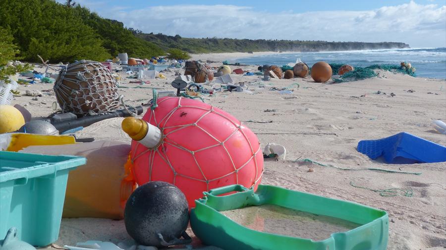 Por qué el lugar más contaminado del mundo es una isla remota y deshabitada en el Pacífico Sur