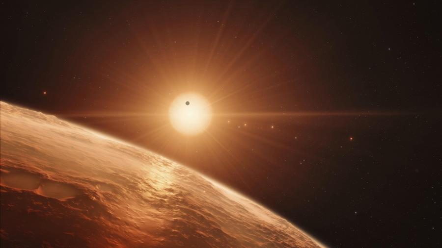 Astrónomos logran observar por primera vez la formación de un planeta