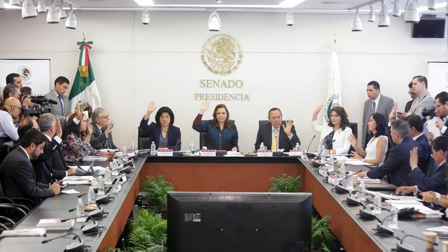 Primera Comisión pide que el SNSP estreche su coordinación con estados en el combate a la delincuencia