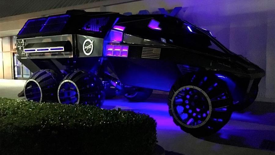 Este espectacular vehículo es con el que la NASA quiere explorar Marte