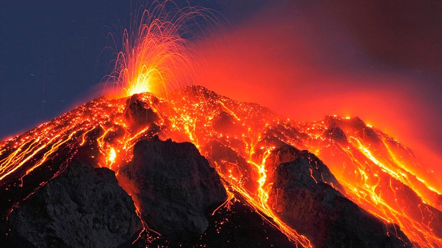 Se atribuye al vulcanismo la primera extinción en masa de la Tierra