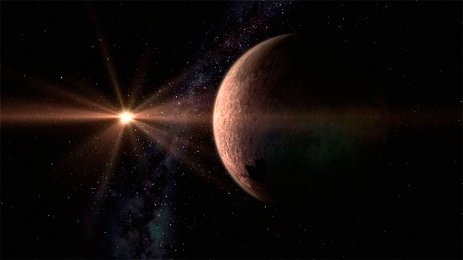 """Científicos descubren una """"Super Tierra"""" cercana"""