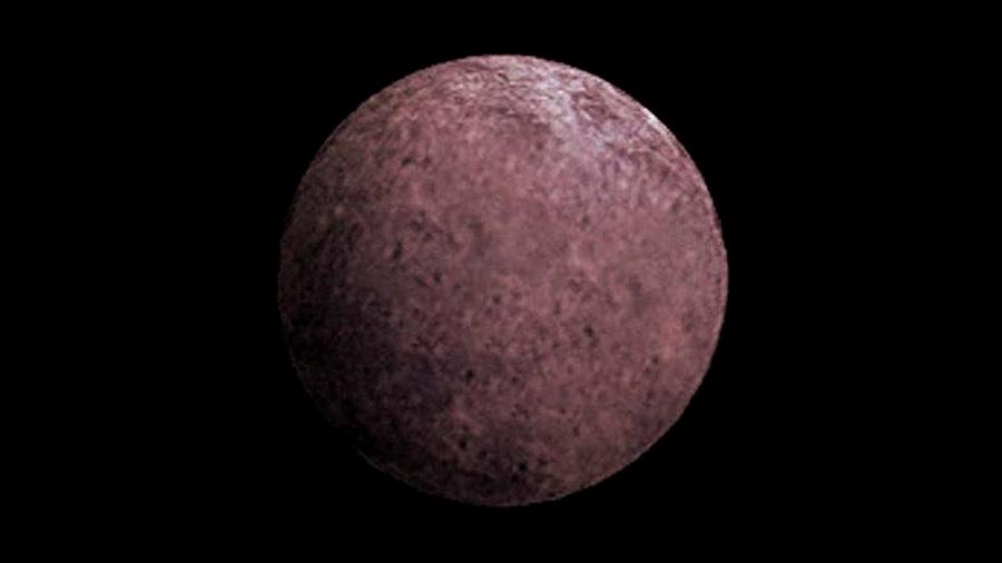 Se descubre una luna en el tercer planeta enano mayor del Sistema Solar