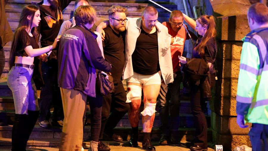 Presidente del senado condenó el ataque terrorista en Manchester
