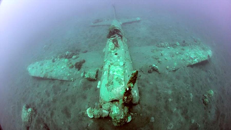 Localizados dos bombarderos B-25 desaparecidos en la II Guerra Mundial