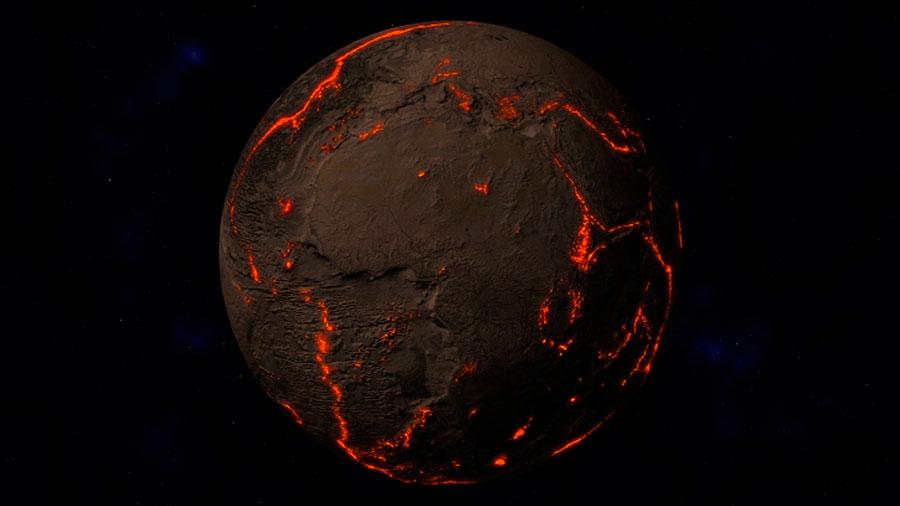Una nueva capa de placas tectónicas podría estar detrás de misteriosos terremotos súper profundos