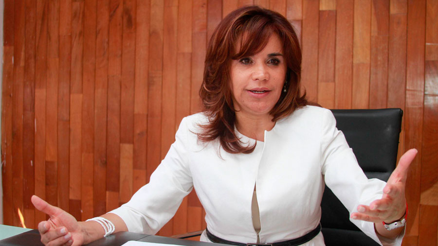 Senadora mexicana confía en que el Papa influya en Trump sobre migración