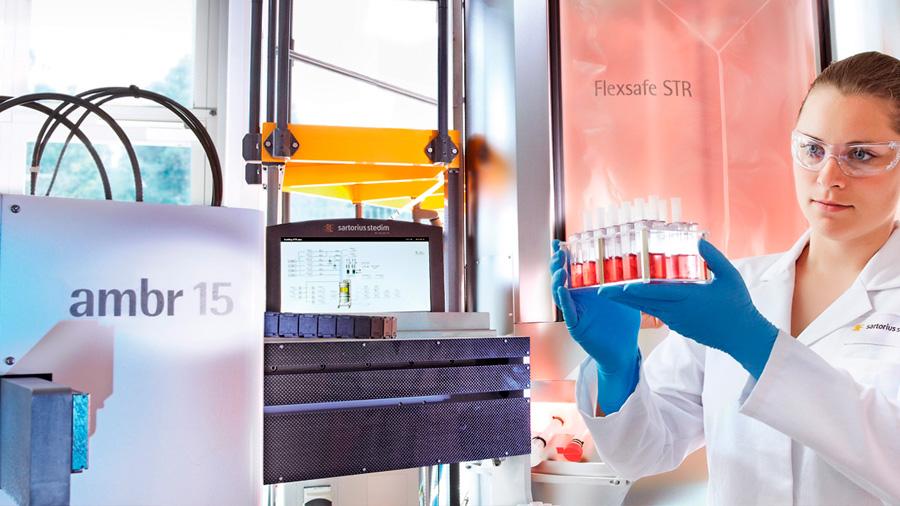 Conozca la primera plataforma biotecnológica upstream completamente integrada