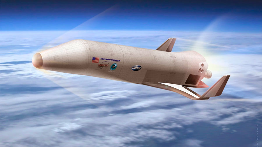 Así será el futuro avión espacial hipersónico XS1 del Pentágono