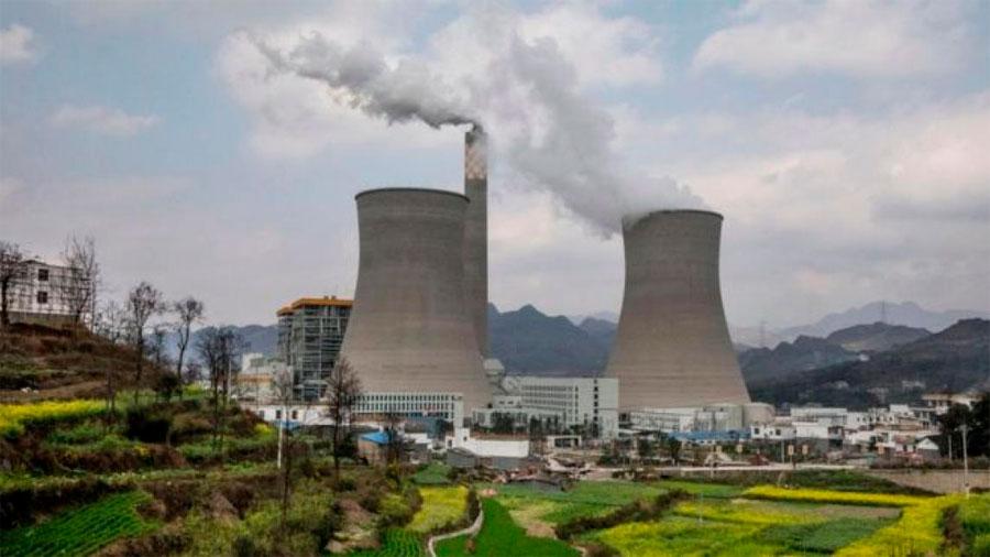 """China desarrolla método para """"reciclar"""" sus emisiones de CO2"""