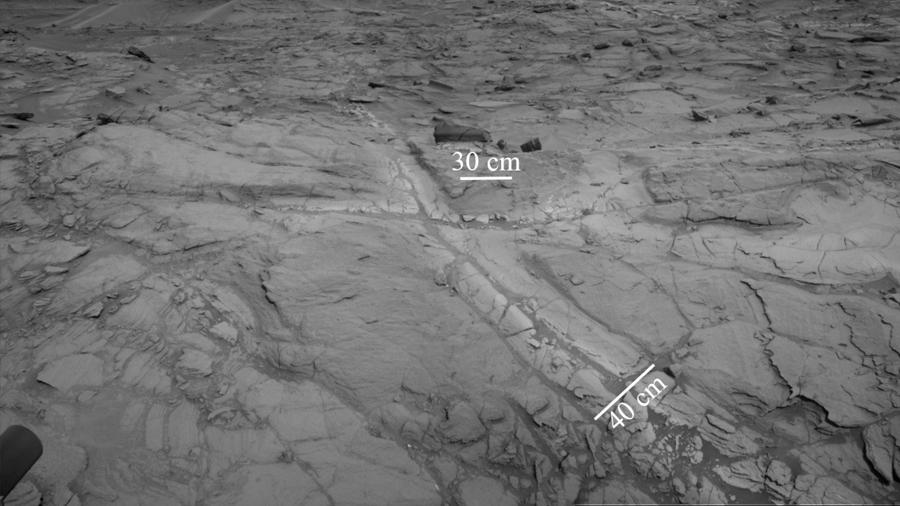 Marte retuvo el agua líquida más tiempo de lo que se pensaba
