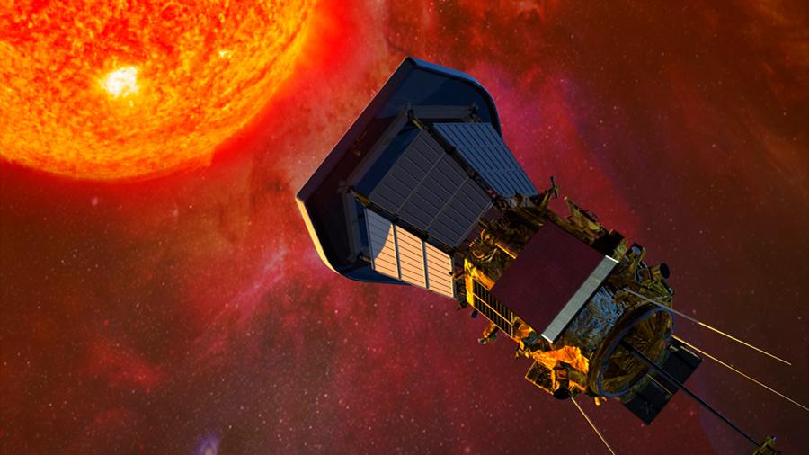 """La NASA lanzará una misión para """"tocar el Sol"""""""
