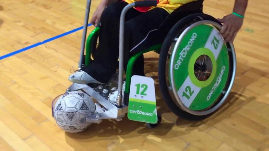 Fútbol en silla de ruedas, una disciplina con cada vez más adeptos