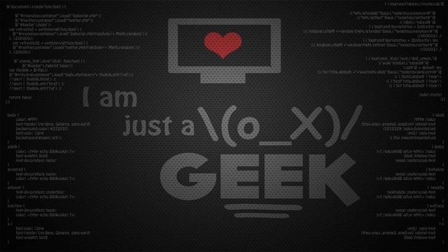 El idioma que se inventó para geeks