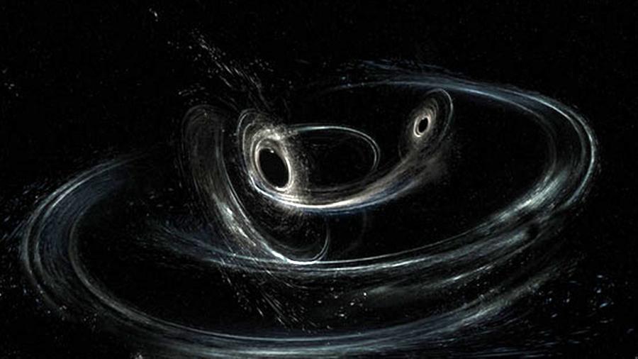 Detectan por tercera vez las ondas gravitacionales que predijo Einstein