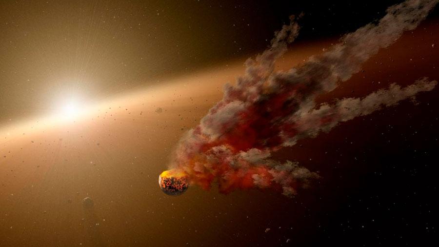 5 asteroides potencialmente peligrosos que serán vigilados por la NASA durante este año