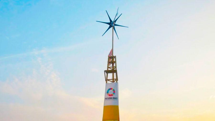 Una innovadora turbina de uso doméstico y bajo costo