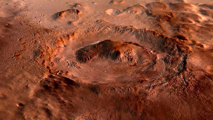 Confirman que Marte reunió condiciones para la vida hace más de 3,000 millones de años