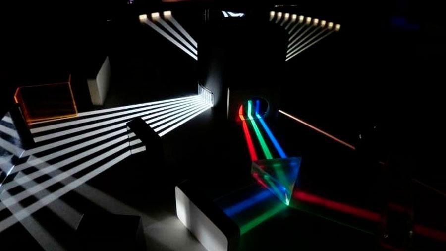 Captado el instante de conversión de una partícula de luz en energía