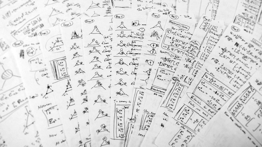 Cálculos a mano resuelven un viejo debate sobre fases de la materia