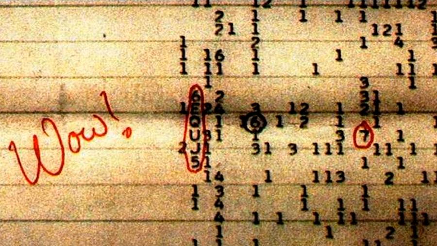 """La famosa """"señal Wow!"""", detectada en 1977, era extraterrestre pero no inteligente"""