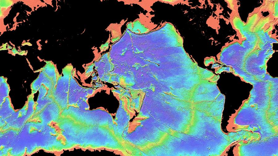 La ONU elabora el primer mapa global de las ciencias oceánicas