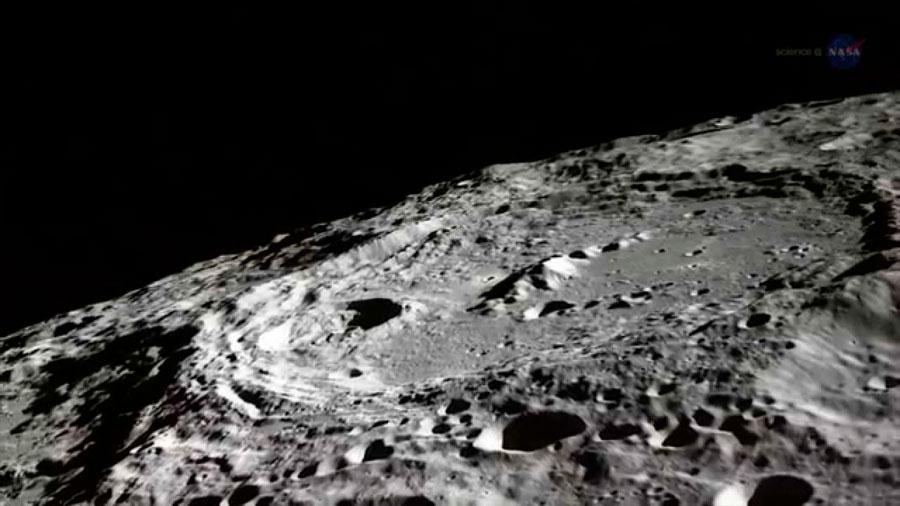 China traerá muestras de un aislado volcán lunar a final de año