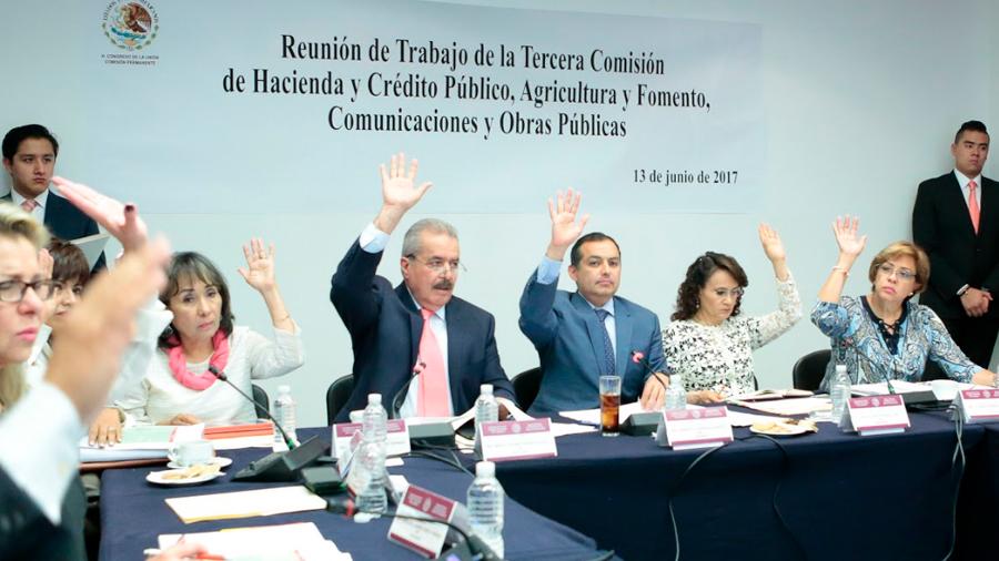 Tercera Comisión aprueba solicitar al SAT información sobre condonaciones de créditos fiscales de 2013 a 2016