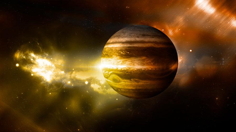 ¡Sorpresa! Júpiter sería más antiguo que el Sol