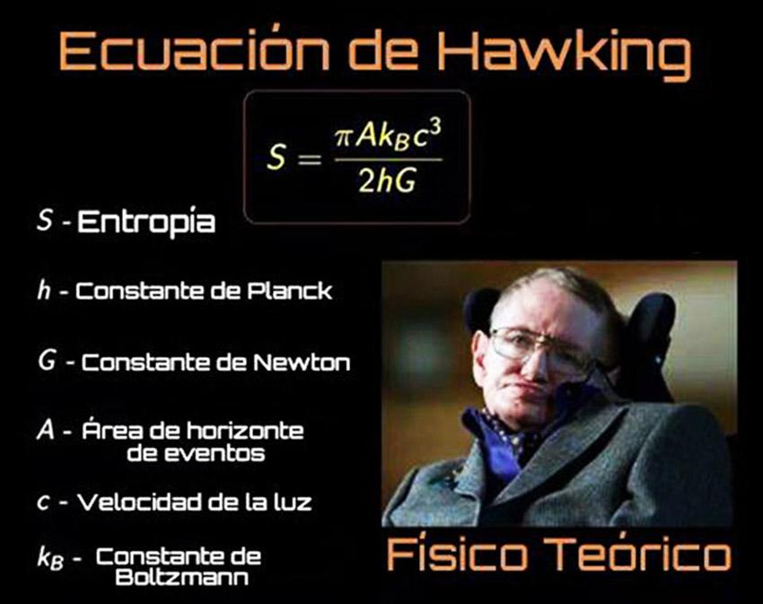 Ecuación de Hawking