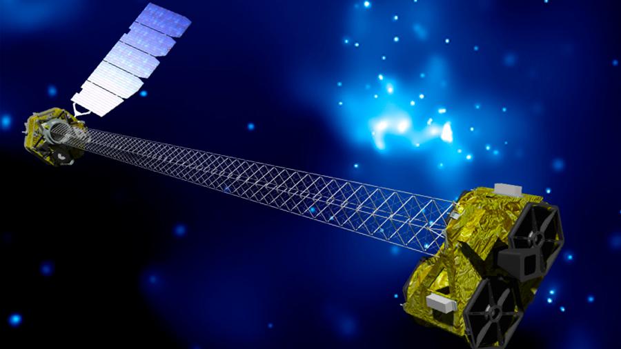 China lanza telescopio espacial para buscar agujeros negros y púlsares