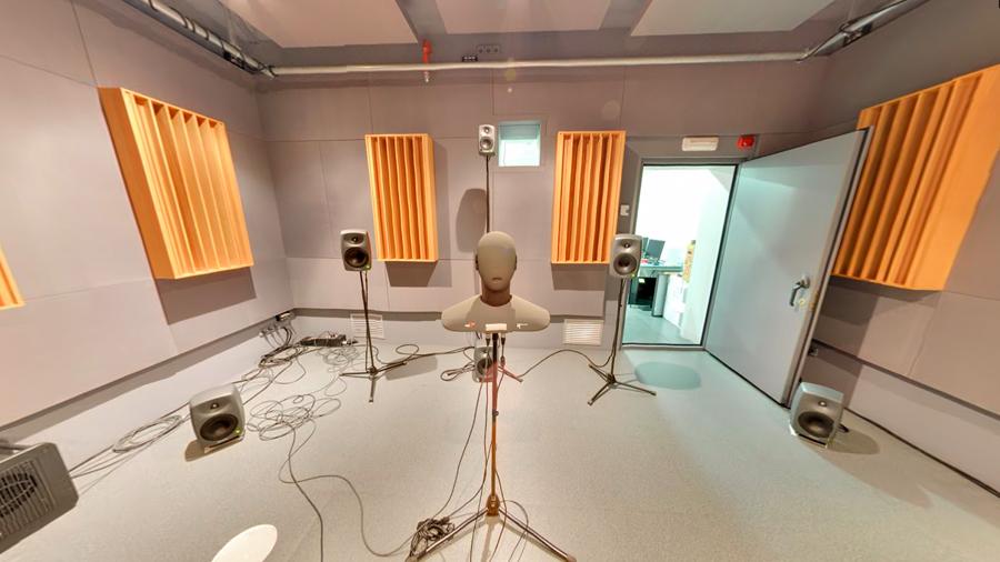 Cómo suena una canción en 3D